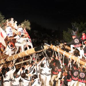夏のだんじり喧嘩祭りが尼崎市のメインイベント!