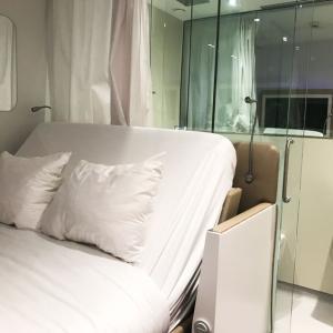 パリ乗り換え20時間、空港内の宿泊施設が便利!