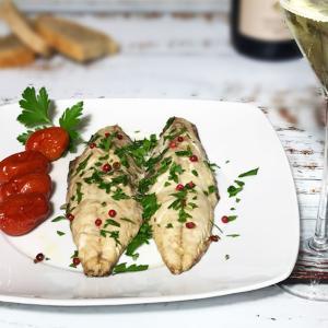 イタリアのサバ(鯖)