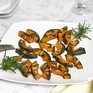 超簡単かぼちゃのオーブン焼き