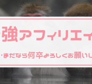 ブログ初心者向け最強アフィリエイトサイト5選【セルフバックはオワコン】