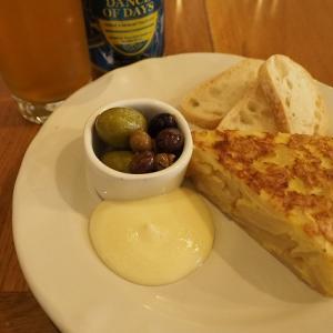 【ワシントンD.C. 】お勧めスペインのタパス料理、レストランBoqueria