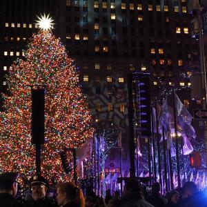2020年、ロックフェラーセンターのクリスマスツリーの点灯式の行方は
