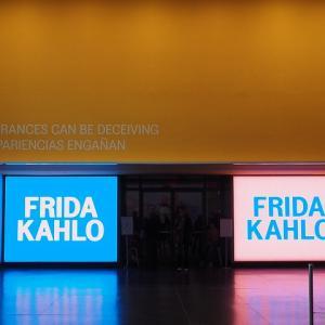 ニューヨークで知ったメキシコの有名女性アーティスト、フリーダ・カーロ