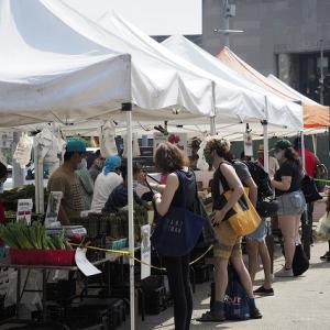 ニューヨークのグリーンマーケット、フリーマーケットのお勧め3選