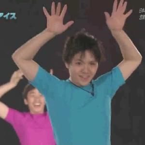 うちで踊ろう~♪ えっ? しょうまのダンスだって?(笑)