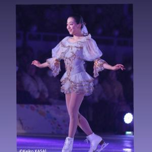 真央ちゃんよりAbsolute Skatingさんのサンクスツアーの記事のお知らせ&エアウィーブ