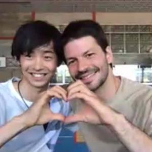 8月8日の島田選手とランビエルさんとのオンライントークにまつわるあれこれ