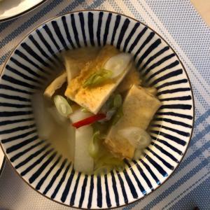 オムクタン(韓国おでん)レシピ