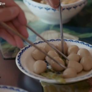 ドラマを再現!うずらの卵の煮物レシピ