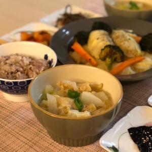 ファンデグク(韓国干し鱈のスープ)レシピ