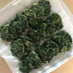 青のりのチヂミレシピ