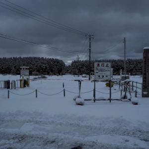 雪不足!2020年(令和2年)の冬