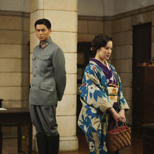 映画【スパイの妻】あらすじキャスト見どころ!戦争という激動の時代に翻弄される夫婦の物語