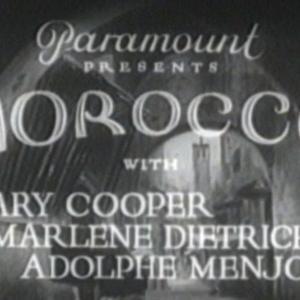 砂塵に恋を追いかけて 『モロッコ』