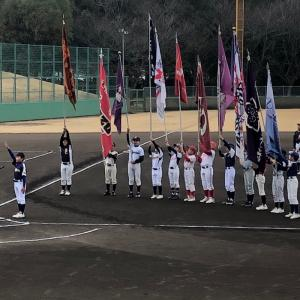 第40回坂出市スポーツ少年団野球部長旗大会