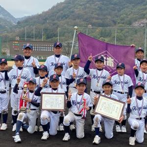 第42回NHK杯香川県学童軟式野球大会