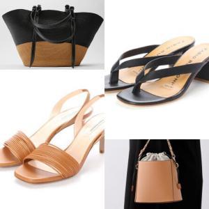 骨格タイプ別 夏の靴とバッグの選び方と合わせ方 ~応用編(ストレートさん)~
