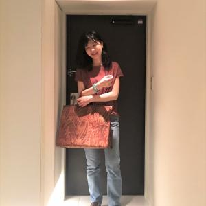 6/28週しいたけ占い(てんびん座) カラーコーデ:ターコイズ