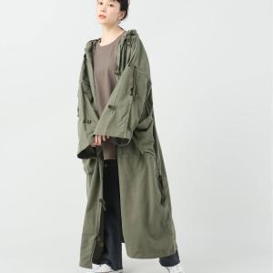 2020-2021秋冬注目トレンド!ミリタリーファッションでスタイルアップ!ナチュラルさん編