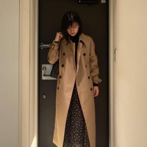 【30代/骨格ナチュラル/ブルべのお買い物計画】202021秋冬はトラッドとミリタリーを女らしく着たい♡③