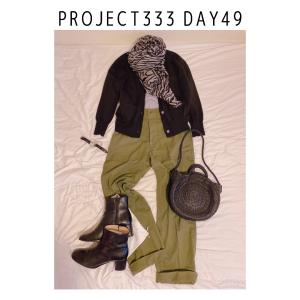 """Project333 Day49 好きな夏コーデの焼き直しコーデ。""""バリエーションの呪い""""を解こう"""