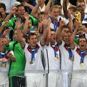サッカー界におけるドイツの戦争犯罪と贖罪