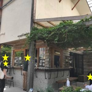【中目黒】オニバスコーヒーさんのテラス席でカフェタイムを過ごす【クリーミーなラテでした】