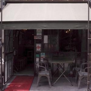 中目黒で生地を楽しむピザランチ。聖林館さんのマルゲリータは白かった!