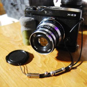 オールドレンズ FED INDUSTAR-61L/D 53mm f2.8 ZEBRA