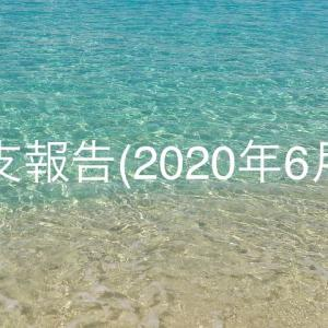 【6月は勝負の月!】株収支報告(2020年6月1日)