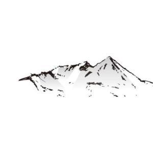 山 イラスト-01yama