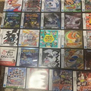 実家で子供の頃にしていたゲームソフト発見しました!