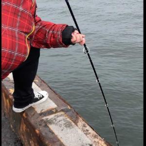 タコ近海にて釣れました。。。!!!!