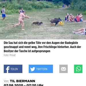 ドイツのヌーディスト