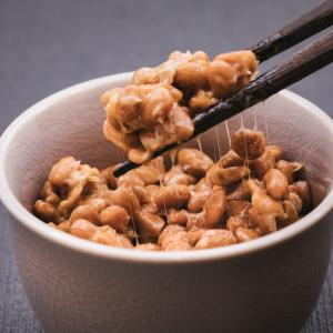 Japanese fermented food| I eat natto every morning!