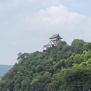 見積り前に、犬山城下町へ‼
