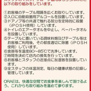 新型コロナウィルス対策(3月27日号)