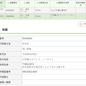 日本一真っすぐ走る行政書士のキャッチコピーを付けた理由