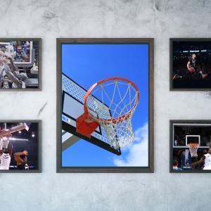バスケットボールのゴールについて