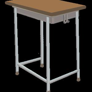 机のフリーイラスト