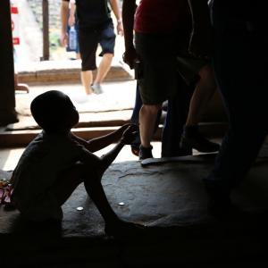 フィリピンのために働く