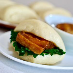 手ごねいらずのパン作り〜 こねないマントウ簡単レシピ〜【シロの趣味パン】