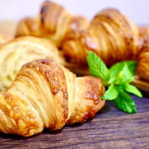 手ごねいらずのパン作り〜 こねないクロワッサン簡単レシピ〜【シロの趣味パン】