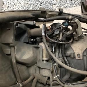 アドレスV125Gエンジン載せ替え日記-完