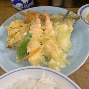 【人形町】天ぷら 中山:美味しい天ぷら定食を本当に久しぶりにいただく