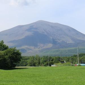 久しぶりのご対面・・・噴火警戒レベル2の浅間山