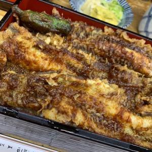 【人形町】天ぷら中山:最近定期的に通ってますが、やはりこれを食べないと・・・あなご天丼