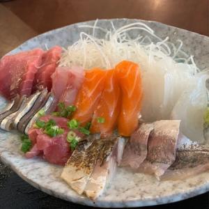 【日本橋浜町】魚や 上なり(かみなり):お昼にお邪魔しました・・・美味しいです