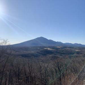 二度上げ峠からの浅間山:ここからのビューイングはまた格別です!